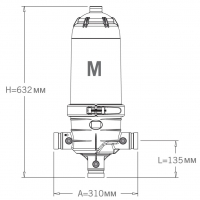 Гейзер Jimten DFH-2