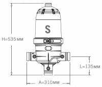 Гейзер Jimten DFH-2 Standard