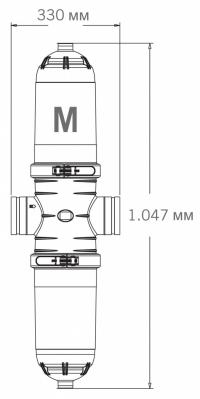 Гейзер Jimten DFH-4 DoubleCompact