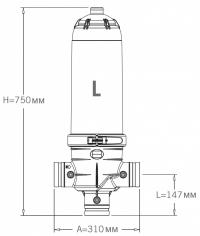 Гейзер Jimten DF-3