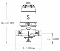 "Гейзер Х-357 2"" 130мк"