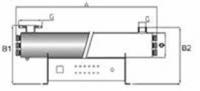 Гейзер SDB-825 - 55w, 15 Lamps TOPAQUA