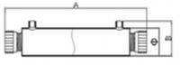 Гейзер SDE-016 - 16w, 1 Lamp TOPAQUA