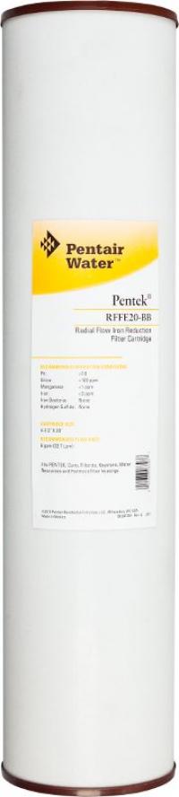 Pentek BB RFFE-20 Iron