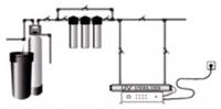Гейзер SDB-330 - 55w, 6 Lamps TOPAQUA