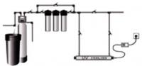 Гейзер SDE-011 - 11w, 1 Lamp TOPAQUA
