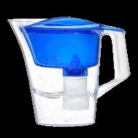 Фильтр-кувшин Танго синий с узором