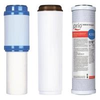 Набор картриджей Prio K606 для фильтров Praktic и фильтров серии E