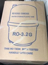 Накопительный бак RO-122 12/8л (для Atoll, Гейзер)