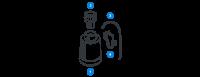 Аквафор В300 (бактерицидный)