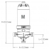 Гейзер Jimten DF-2