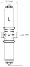 Гейзер Jimten DF-4 Double