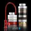 Atoll A-8883-RD LED