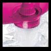 Фильтр-кувшин Танго пурпурный с узором
